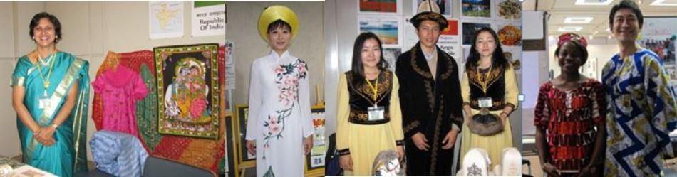 八王子国際交流フェスティバル2014-ボランティア募集